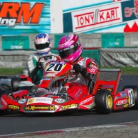 Laura finishes 11th in the 1st final of the PF round of the Super 1 KF2 Championship