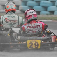 Laura finishes 25th at the Macau World Championship