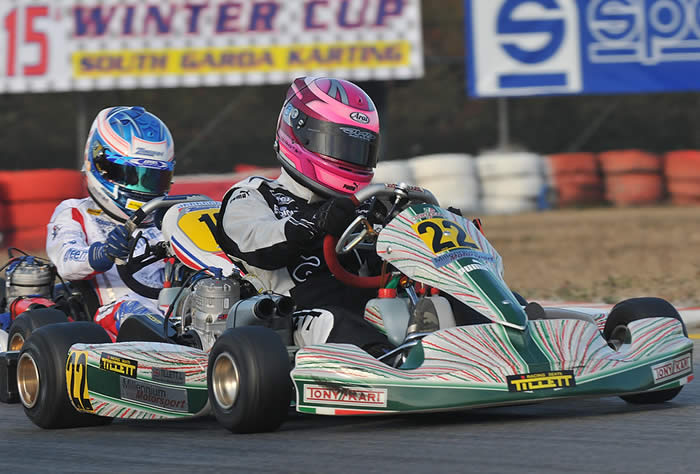 The 15th Winter Cup at Garda Italy