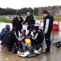 5 days testing in Sardinia Italy with CRG