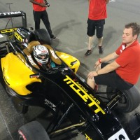 First round of the MRF Challenge 2014, Qatar (Nathan Freke- Engineer)