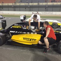 First round of the MRF Challenge 2014, Qatar