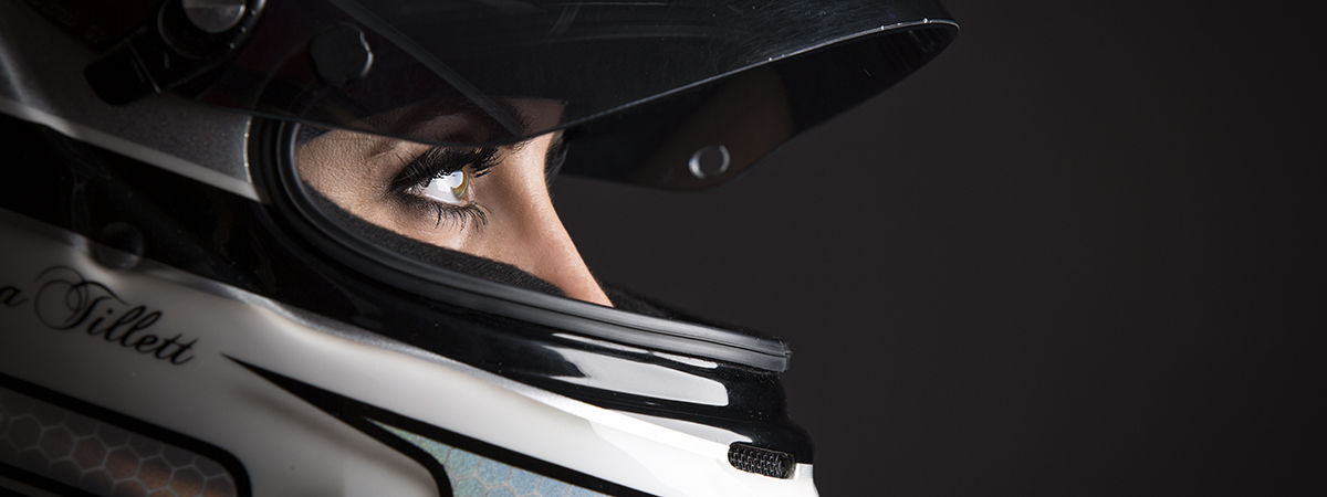 Laura Tillett Formula Renault Racing Driver
