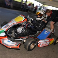 CIK-FIA EUROPEAN KF & KF-JUNIOR CHAMPS  PF INTERNATIONAL, OK ENGINE TEST