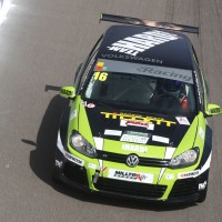 Rockingham Round 2 of the VW Cup Championship 2015