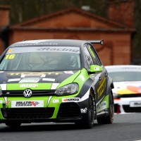Oulton Park Round 1 of the VW Cup Championship 2015