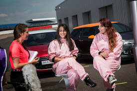 Benefit and Citroen event 2014