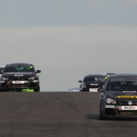 Donington Round 7 of the VW Cup Championship 2015