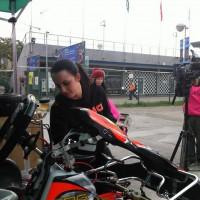 The CIK Macau Grand Prix end of season race 02
