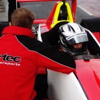 Tillett To Pursue F1 Dream After Signing Formula Renault Barc Deal