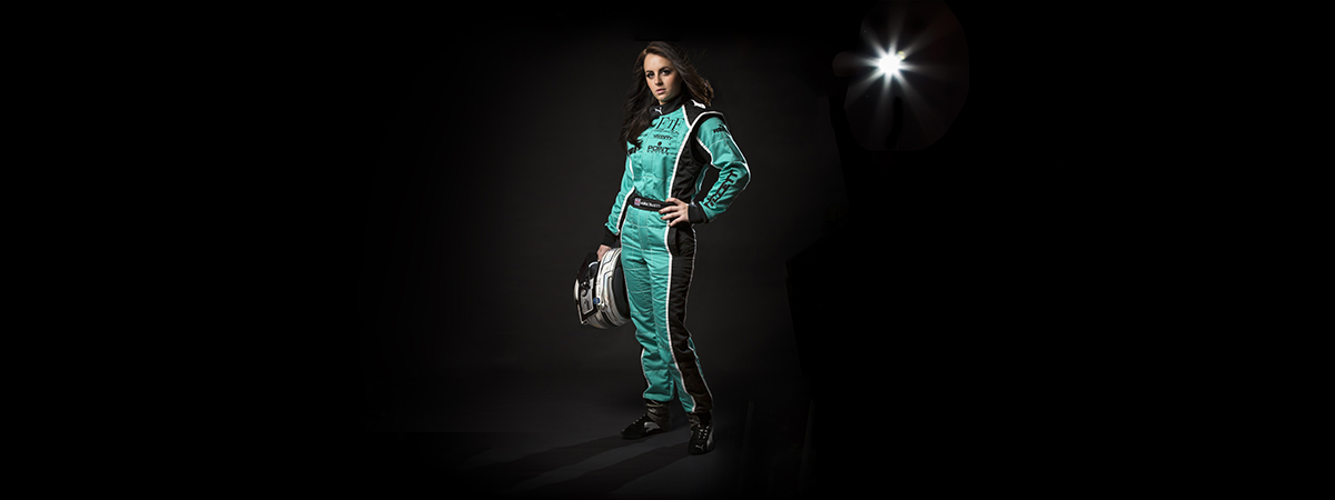Laura Tillet Formula One Racing Driver
